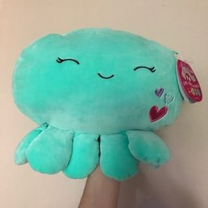 """NWT 12"""" Olina the Octopus Squishmallow"""